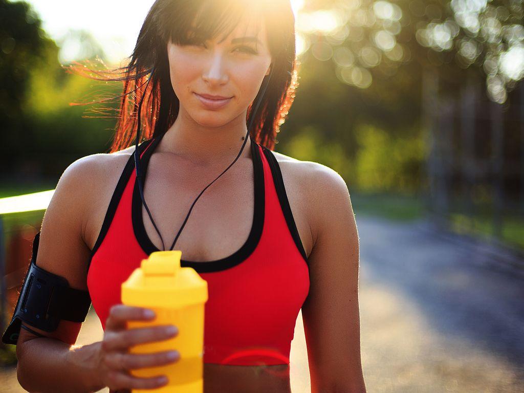האם אבקת חלבון בריאה?