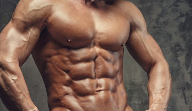 10 טריקים לקוביות בבטן