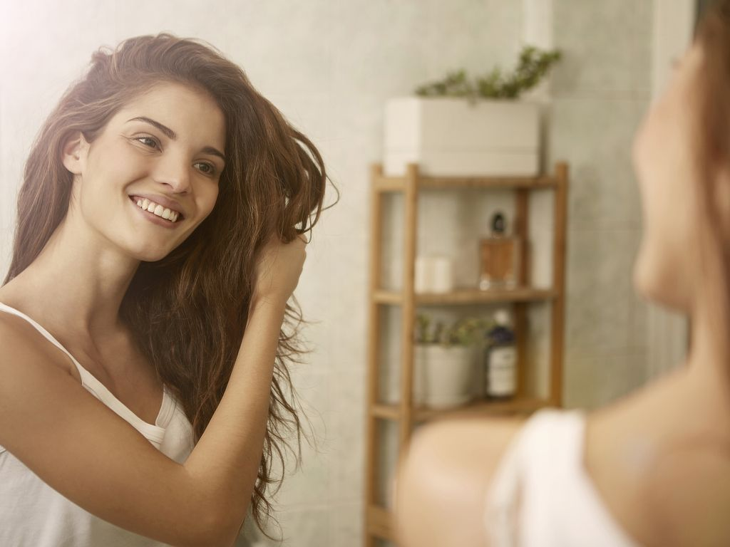 סודות היופי: מאכלים שבריאים לשיער שלך
