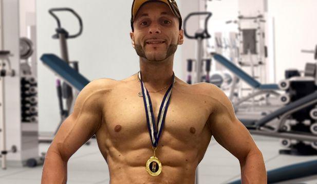 מנער שמן לתחרות מר ישראל: סיפורו של אורי שלם