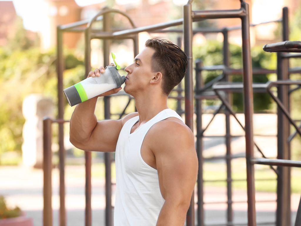 מתכונים לשרירים: קינוחים עם אבקת חלבון