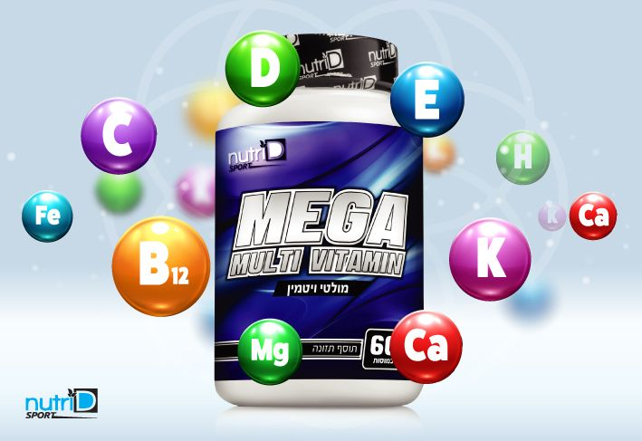 NutriD Mega multi vitamin Banner new