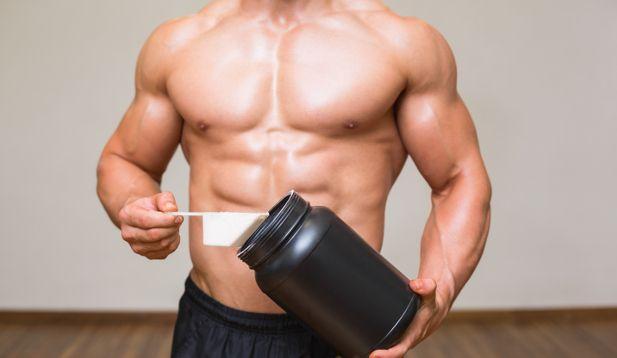 אבקת חלבון ניפוץ מיתוסים