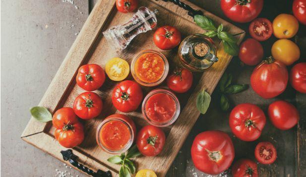 קלוריות עגבנייה