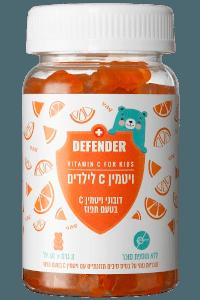ויטמין C לילדים | DEFENDER