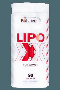 שורף שומן LIPO XXX לנשים   פאוורטק