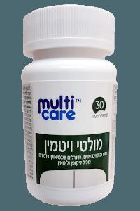מולטי ויטמין | מולטי קר