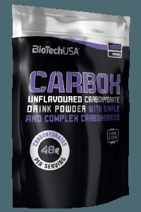 אבקת פחמימות  CarboX   BioTechUSA