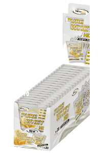 Pure Whey HD | אבקת חלבון פיור וויי | 20 מנות אישיות