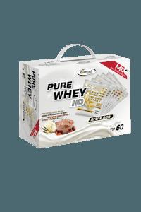 Pure Whey HD MIX | אבקת חלבון פיור וויי | 60 מנות אישיות