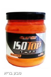 ISOTOP / איזוטופ - אבקה להכנת משקה איזוטוני