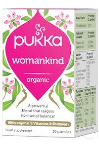 פוקה וומנקיינד Womankind pukka
