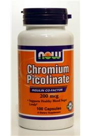כרום פיקולינט chromium picolinate