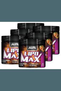 מארז חצי שנתי ליפו מקס | Lipo-Max