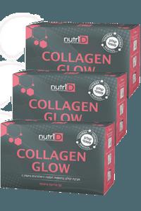מארז שלישייה קולגן גלו® | נוטרי די