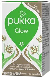 זוהר 30 כמוסות פוקה | Glow Pukka