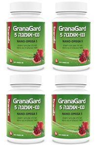 רביעיית גרנה גארד ננו-אומגה 5   גרנליקס
