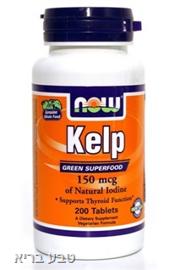 אצות ים - Kelp Now