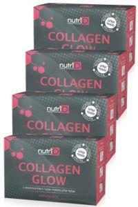 רביעיית קולגן גלו | ®COLLAGEN GLOW | נוטרי די