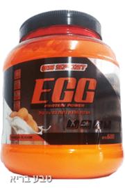 אבקת חלבון ביצה GS SPORT