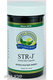 שלישייה במבצע- STR-J כמוסות של NSP