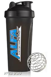 שייקר BALL מקצועי למזמינים אבקת חלבון או גיינר בלבד