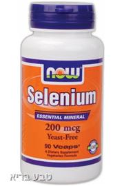 סלניום - SELENIUM-  NOW