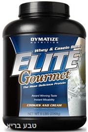 עלית גורמה תשלובת חלבונים DYMATIZE