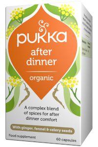 אחרי האוכל - פוקה pukka after dinner