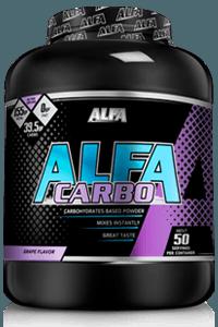אבקת פחמימות זמינות   ALFA CARBO