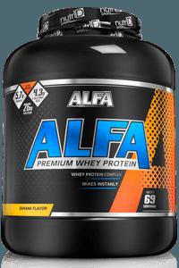 אלפא ALFA - אבקת החלבון מס