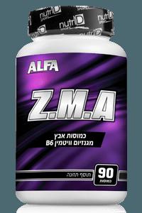 ZMA | Z.M.A | נוטרי די ספורט