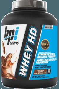 אבקת חלבון BPI WHEY HD