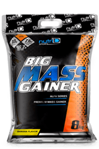 "ביג מאס גיינר 8 ק""ג 