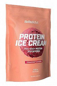 גלידת חלבון 500 גרם   BioTechUSA