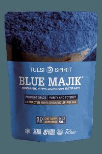 ספירולינה כחולה בלו מג׳יק | טולסי ספיריט