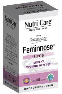 פמינוז - 60 כמוסות Nutri Care