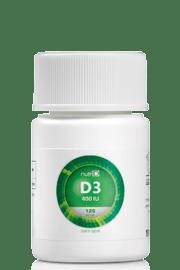 ויטמין D3 | נוטרי די