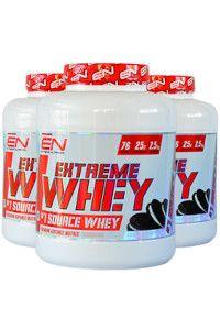 מארז שלישייה אבקת חלבון אקסטרים | EXTREME