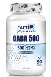 גאבא   GABA   נוטרי-די