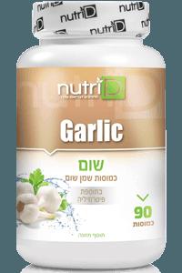 שום | Garlic | נוטרי די