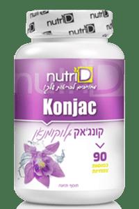 דיאטת קונג׳אק | Konjac | נוטרי די
