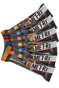 6 חטיפי חלבון מטרקס ביג 100 | Met-Rx