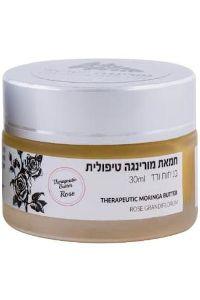 חמאה טיפולית | מורינגה ישראל
