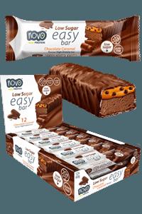 12 חטיפי חלבון 90 גרם | NOVO EASY BAR