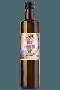 שמן זרעי פשתן | נוטרי די
