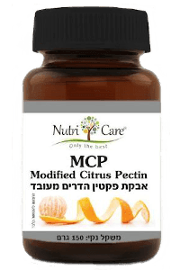 אבקת פקטין הדרים MCP | נוטרי קר
