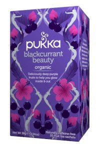 תה יופי ענבי שועל | Pukka