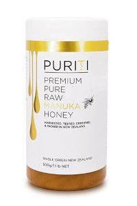 דבש מאנוקה 500 גרם פיוריטי | Puriti