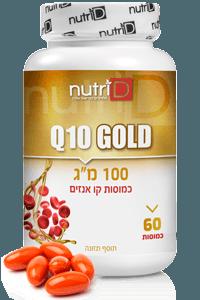 קו אנזים קיו 10 | Q10 GOLD | נוטרי די